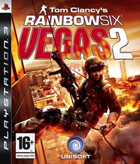PS3 Rainbow Six Vegas 2 LE