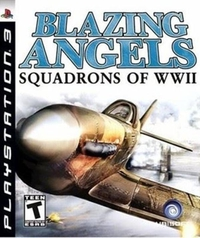 PS3  Blazing Angels