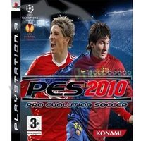 PS3  Pro Evolution soccer 2010
