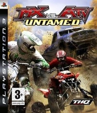PS3 MX vs ATV Untamed