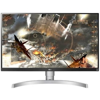 "מסך מחשב 27"" UHD 4K IPS Display דגם: 27UK650-W"
