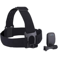 רצועת ראש + קליפס GoPro Head strap + QuickClip