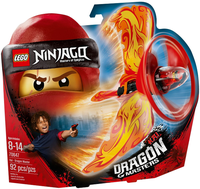 Lego לגו - 70647 - Kai - Dragon Masters