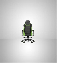 VERTAGEAR Racing Series P-Line PL6000 Gaming Chair Black/Green Edition VG-PL6000-GR