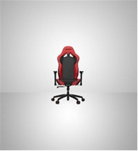 VERTAGEAR Racing Series S-Line SL2000 Gaming Chair Black/Red Edition VG-SL2000-RD