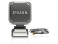 D-LINK Antenna Gain Indoor 6dBi Directional indoor 68 deg/1.5m Filotex extension cable/RP-SMA to RP-TNC adapter ANT24-0600