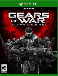 Gears of WarGears of War: Ultimate Edition לקונסולת Xbox One