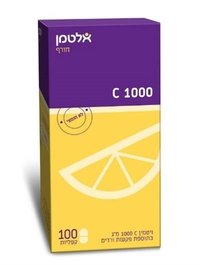 Altman Vitamin C 1000Mg