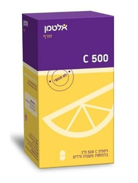 Altman Vitamin C 500Mg