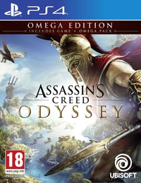 Assassins Creed Odyssey PS4  מהדורה מיוחדת Omega Edition
