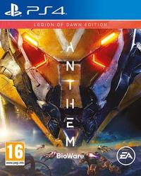 Anthem Legion of Dawn Edition PS4
