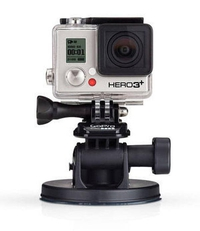 תושבת וואקום GoPro Suction Cup Mount