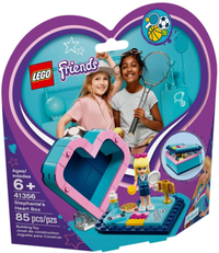 Lego 41356 - Stephanie's Heart Box