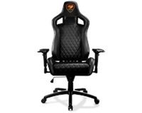 כיסא גיימינג COUGAR Armor S Black Gaming Chair במלאי