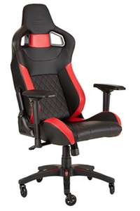 Corsair T1 RACE 2018 Gaming Chair Black/Red במלאי