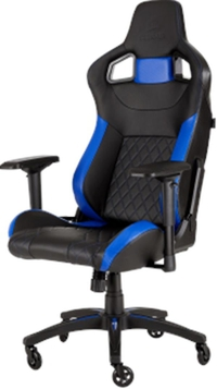 Corsair T1 RACE 2018 Gaming Chair Black/Blue CF-9010014-WW במלאי