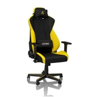 Nitro Concepts S300 Gaming Chair Astral Yellow NC-S300-BY