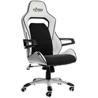כיסא גיימינג Nitro Concepts E220 EVO Gaming Chair White/Black NC-E220E-WB