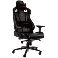 Noblechairs EPIC Gaming Chair Black/Red NBL-PU-RED-002