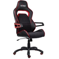 כיסא גיימינג Nitro Concepts E220 EVO Gaming Chair Black/Red NC-E220E-BR