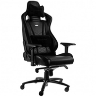כיסא גיימינג Noblechairs EPIC Gaming Chair Black NBL-PU-BLA-002 במלאי