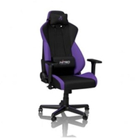 Nitro Concepts S300 Gaming Chair Nebula Purple NC-S300-BP