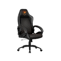 כיסא גיימינג COUGAR Fusion Black gaming chair
