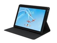 "Lenovo 10"" TAB4 10 HD Folio Case/Film (Black-WW) ZG38C01760"