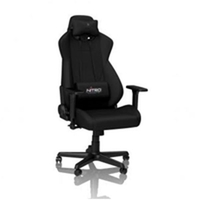 Nitro Concepts S300 Gaming Chair Stealth Black NC-S300-B