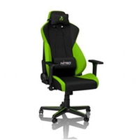 Nitro Concepts S300 Gaming Chair Atomic Green NC-S300-BG