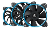 Corsair SP120 Quiet Edition High Static Pressure 120mm Fan Twin Pack CO-9050006-WW