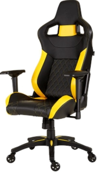 Corsair T1 RACE 2018 Gaming Chair Black/Yellow CF-9010015-WW