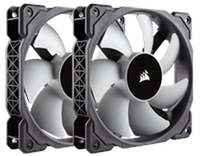 Corsair ML120 120mm PWM Premium Magnetic Levitation Fan Twin Pack CO-9050039-WW