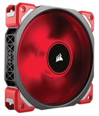 Corsair ML120 PRO LED Red 120mm PWM Premium Magnetic Levitation Fan CO-9050042-WW