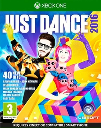 XBOX ONE- Just Dance 2016