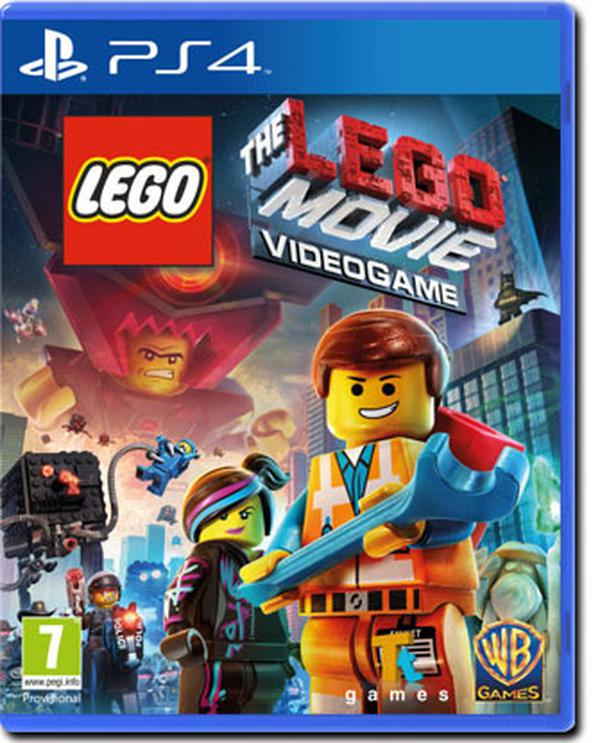 PS4 Lego Movie Game