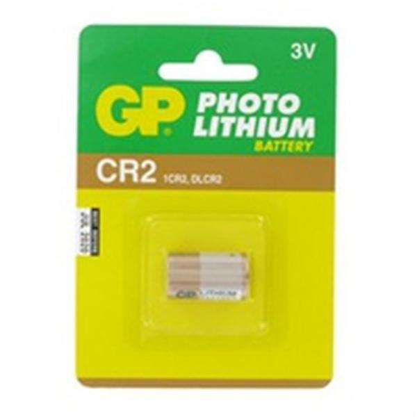 GP LITHIUM PHOTO BATTERIE 3v GPPCL0CR2001